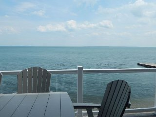 New 4 Bedroom 3 Bath Luxury Condo on the water - Comfortably Sleeps 12 max - Put in Bay vacation rentals