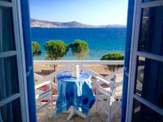 Niriides Studios- sleep 3 - ON Krios beach, Paros - Parikia vacation rentals