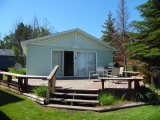 Adorable Presque Isle House rental with Deck - Presque Isle vacation rentals