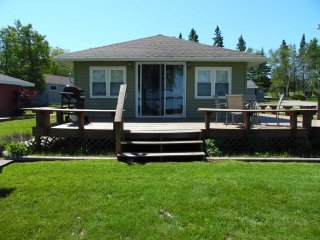 Perfect 2 bedroom Presque Isle House with Deck - Presque Isle vacation rentals