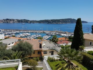 Le Pointu, amazing sea view, private pool, parking - Villefranche-sur-Mer vacation rentals