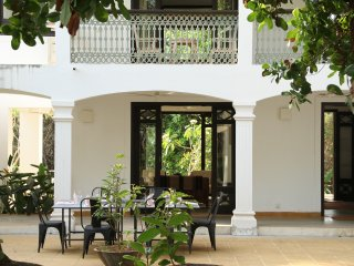Two homes on a hill by the river: Banyan and Teak. - Goa Velha vacation rentals