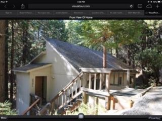 Retreat in the forest in Blue Lake Springs. - Arnold vacation rentals