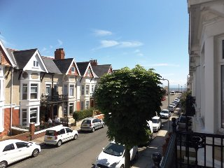 Contemporary Apt with a Retro Twist & Sea Views - Porthcawl vacation rentals