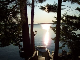 Beautiful Waterfront Cottage on Grindstone Island - Clayton vacation rentals