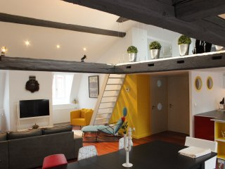 3 bedroom Condo with Central Heating in Nancy - Nancy vacation rentals