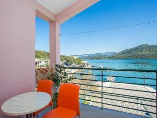 TH03565 Apartments Ereš / One bedroom A3 - Putnikovic vacation rentals