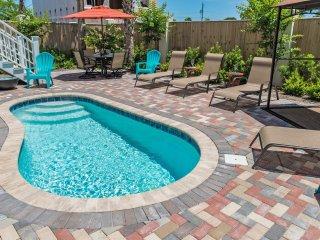 AS YOU WISH: Coastal Decor-Private Pool-Golf Cart - Miramar Beach vacation rentals