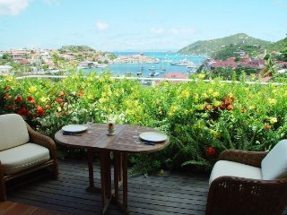 Villa Colony Club D4 - View Star St Barts Rental Villa Colony Club D4 - View Star - Anse Des Cayes vacation rentals