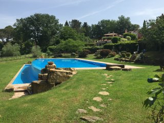GOLF CLUB VILLETTA GARDENS POOL near Rome - Sutri vacation rentals