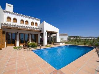Villa Jasmine - Front Line Golf - Corner Plot - Balsicas vacation rentals