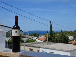 Apartment Vedran with sea view for max 6 - Murter vacation rentals