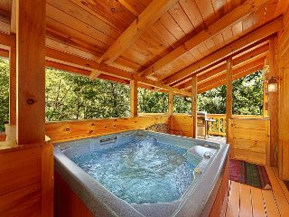 Secluded Luxury 3 Bedroom Just MInutes from downtown Gatlinburg - Sevierville vacation rentals