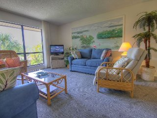 Blind Pass A202: Beautiful 2BR, 2nd Floor Condo Steps to Shelling & Sunsets!! - Sanibel Island vacation rentals