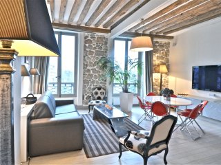 Panorama, 2BR/1BA, 5 people - Paris vacation rentals