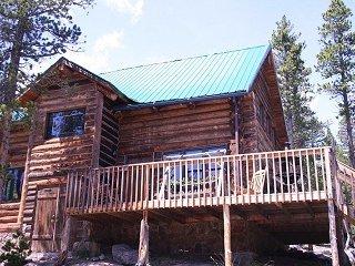 Welcome to Moose Meadow Log Home! - Moose Meadow Cabin - Estes Park - rentals