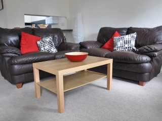 Airy, modern flat in town centre - Peebles vacation rentals