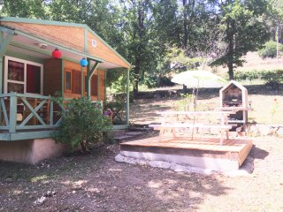 Cozy 2 bedroom Bungalow in Ghisoni with Television - Ghisoni vacation rentals