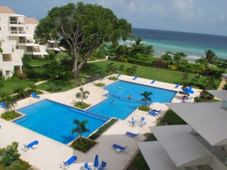 The Condominiums at Palm Beach, Apt 509, Hastings, Christ Church, Barbados - Hastings vacation rentals