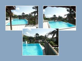 BUNGALOW SUR UNE SAINTOISE - Le Moule vacation rentals