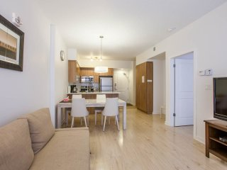 Wonderful new condo Downtown Montreal with parking - Montreal vacation rentals