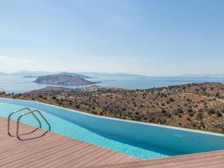 Villa Luna in Aegina island, Perdika area - Perdika vacation rentals