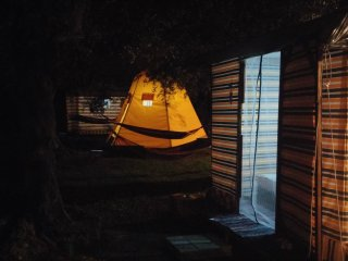 Cozy 1 bedroom Tented camp in Ulcinj with Internet Access - Ulcinj vacation rentals