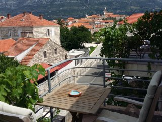 Room with a view on the old Korcula town - Blue - Korcula Town vacation rentals