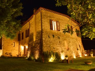 Romantic 1 bedroom Townhouse in Vallo di Nera - Vallo di Nera vacation rentals