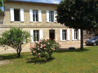 Logis de Villemaurine maison de charme - Saint-Emilion vacation rentals