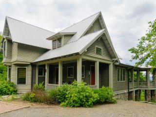 Whisper Mountain Retreat and Southern Living Idea House - Leicester vacation rentals