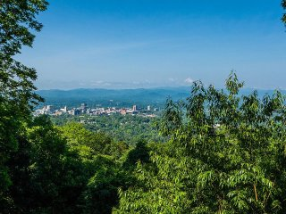 Mountain Views and Sophistication near Asheville - Asheville vacation rentals
