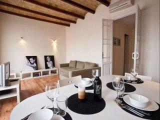 La Dama de las Artes y las Ciencias apartment in Ciutat Arts i Ciències with WiFi & airconditioning… - Valencia vacation rentals
