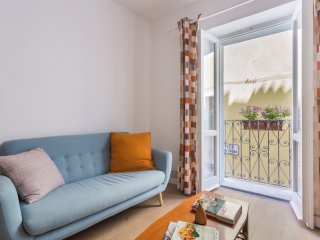 Central stylish one bedroom flat - Bosa vacation rentals