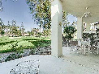 Palm Springs Condo On World-Class Golf Course–With Community Pool And Spa - La Quinta vacation rentals