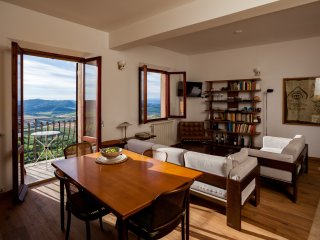 A view from the top - Montepulciano vacation rentals