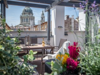 Basilica Terrace Apartment - Budapest vacation rentals