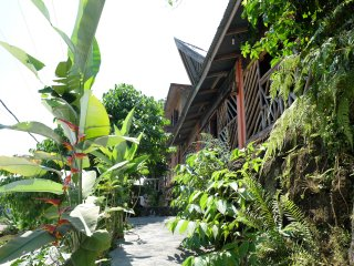 Toba Cats Garden, Home Wood with view of Lake Toba - Samosir vacation rentals