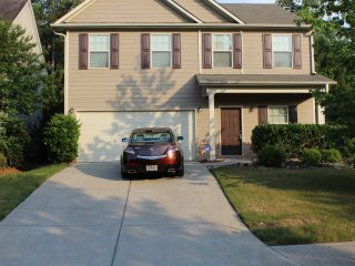 Micasa (5) 3 Bedrooms  2.5 Baths,  Douglasville Ga - Douglasville vacation rentals