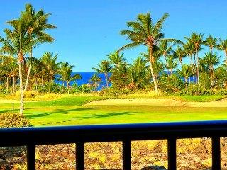 Stunning Shores Penthouse Villa 23 | 2 Ensuite- Wrap-around Lanai w/BBQ - Waikoloa vacation rentals