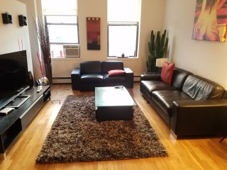 Spacious & Posh 1 Bedroom in Prime SOHO - New York City vacation rentals