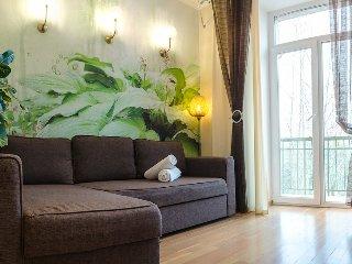 Luxury Studio on Vershinina str - Tomsk vacation rentals
