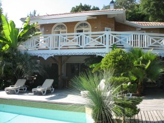 VILLA CALIFORNIENNE avec PISCINE  à 900m de la mer - Seignosse vacation rentals