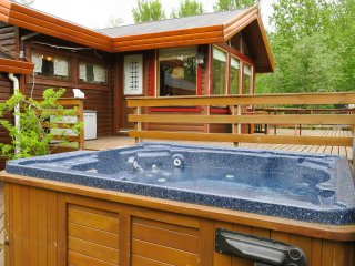Cozy cottage with great view and hot tub - Mosfellsbaer vacation rentals