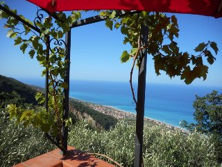 Sunny Villa with Internet Access and A/C - Belmonte Calabro vacation rentals