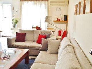 Beautifull,comfortable, quiet flat. Big balcony - Thessaloniki vacation rentals