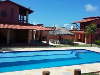 Nice House with Shared Outdoor Pool and Private Indoor Pool - Sao Goncalo Do Amarante vacation rentals