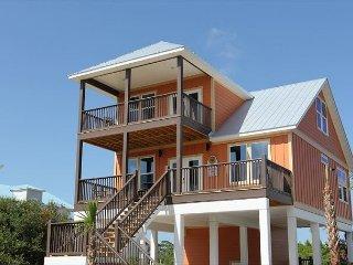 Brand new 1st Tier 4 Bedroom Home - Cape San Blas vacation rentals