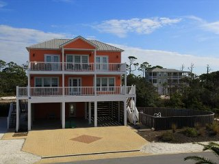 5 bedroom and 4.5 bath with incredible views and private pool!! - Port Saint Joe vacation rentals