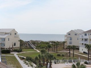 Newly Upgraded Family Retreat, Steps to Beach and Pool, Private Elevator - Port Saint Joe vacation rentals